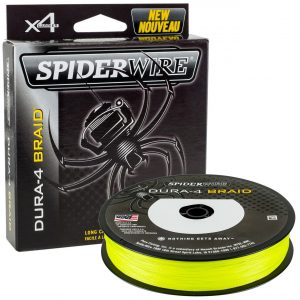Spiderwire-Dura-4-Yellow-150m-010m-29706