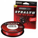 Spiderwire-Stealth-Code-Red-Braid
