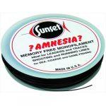 Amnesia Zwart