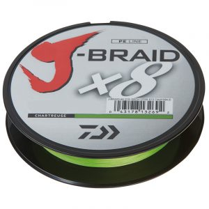 J Braid Chartreuse