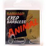 Animal barbless oog