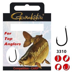 Gamakatsu Competition Carp