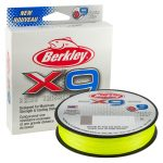Berkley-X9-Braid-Fluo-Green-150m-008mm-39454