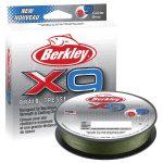 Berkley-X9-Braid-Green-150m-006mm-39095